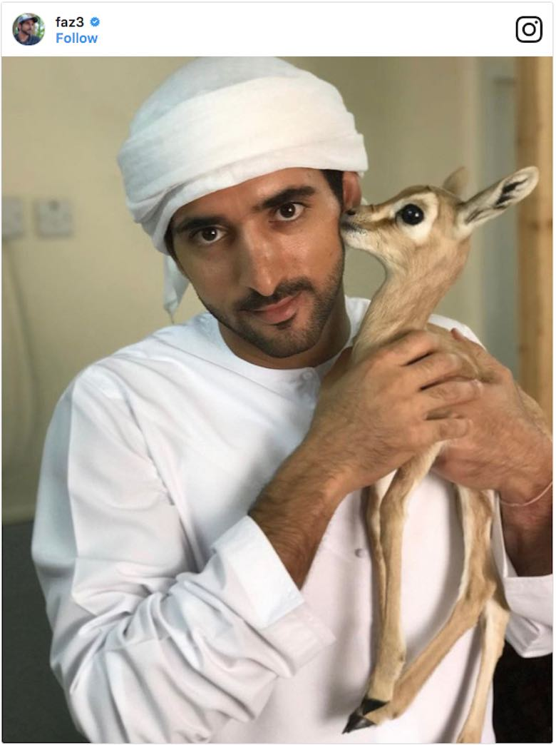 Increíbles viajes, deportes extremos y lujo: Así es la vida del Príncipe Heredero de Dubái