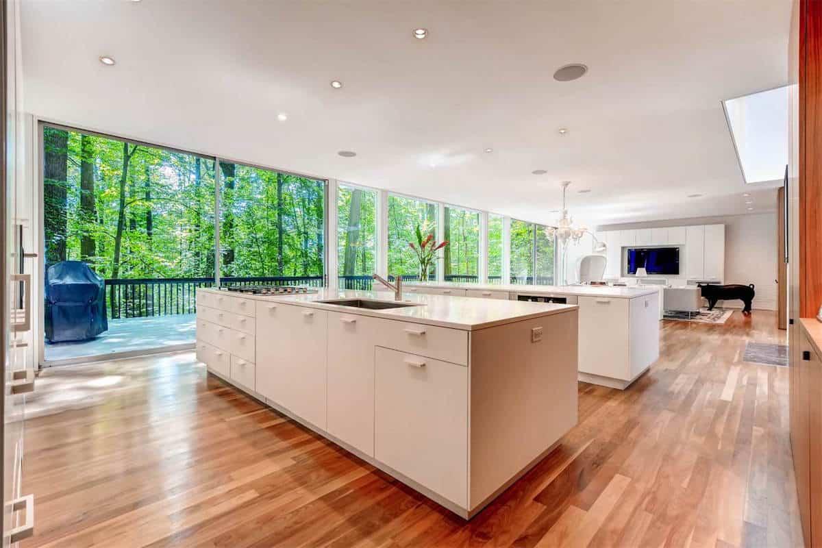 Esta hermosa y EXCLUSIVA mansión en Maryland sale a la venta por $2,195 millones