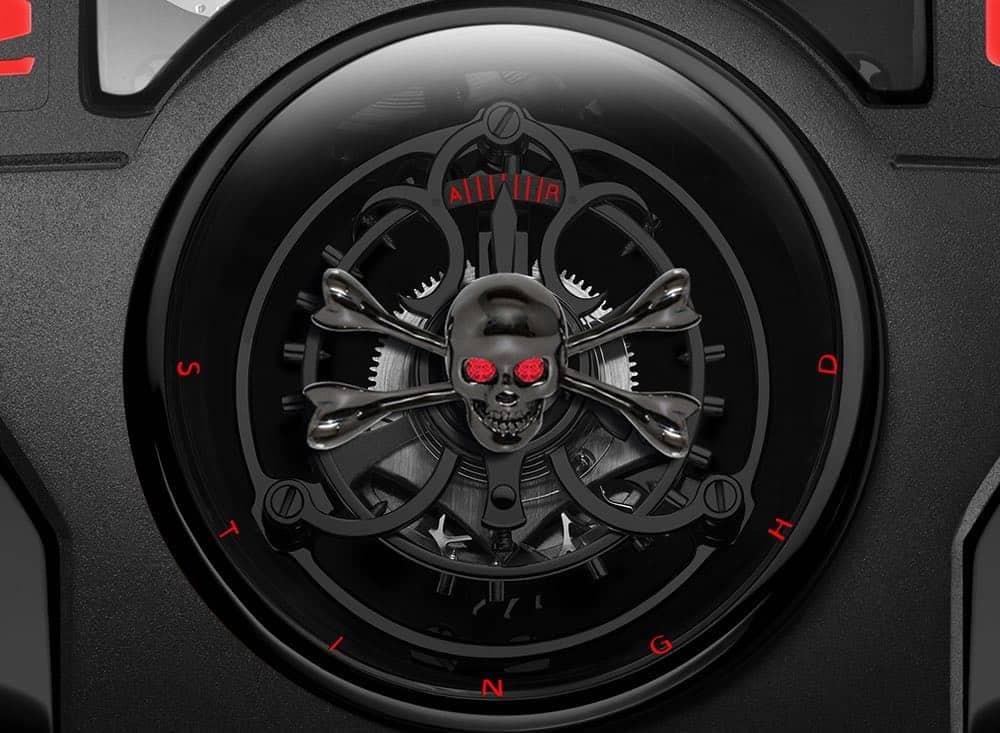 Reloj Christophe Claret X-TREM String HD hace su debut durante Baselworld 2017