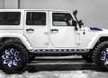 ¡Deleita tus ojos con este Jeep Wrangler Stormtrooper de $60.000!