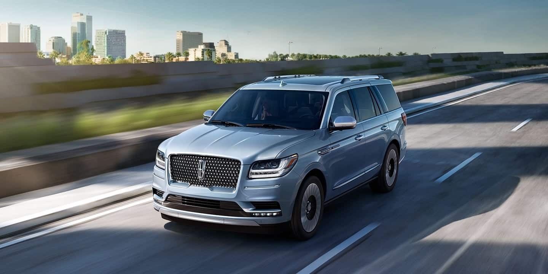 El nuevo Lincoln Navigator 2018 combina el lujo con la tecnología avanzada