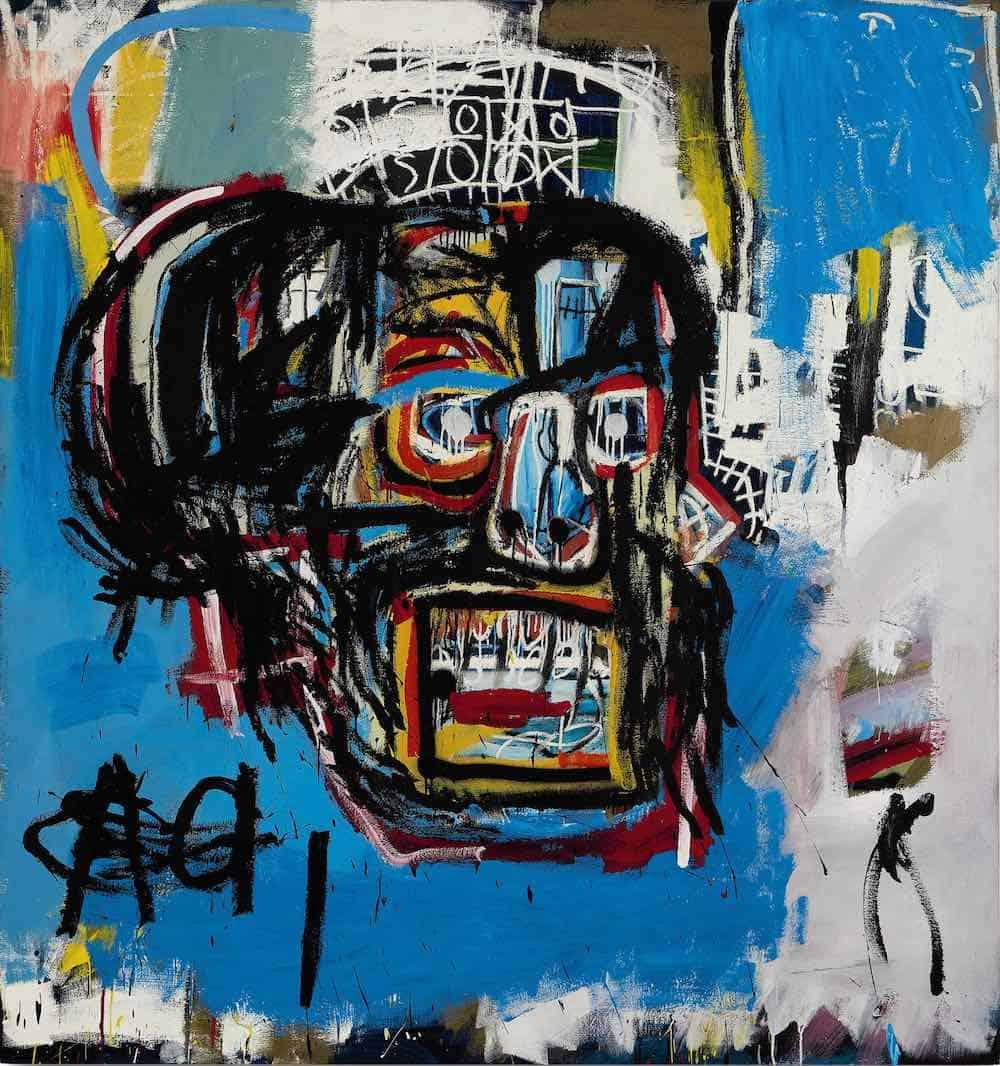 Billonario coleccionista japonés compra una famosa obra de Jean-Michel Basquiat por $110 millones