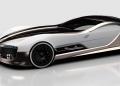 "El futurista Bugatti ""Type 57 Atlantic"" clama su nacimiento"