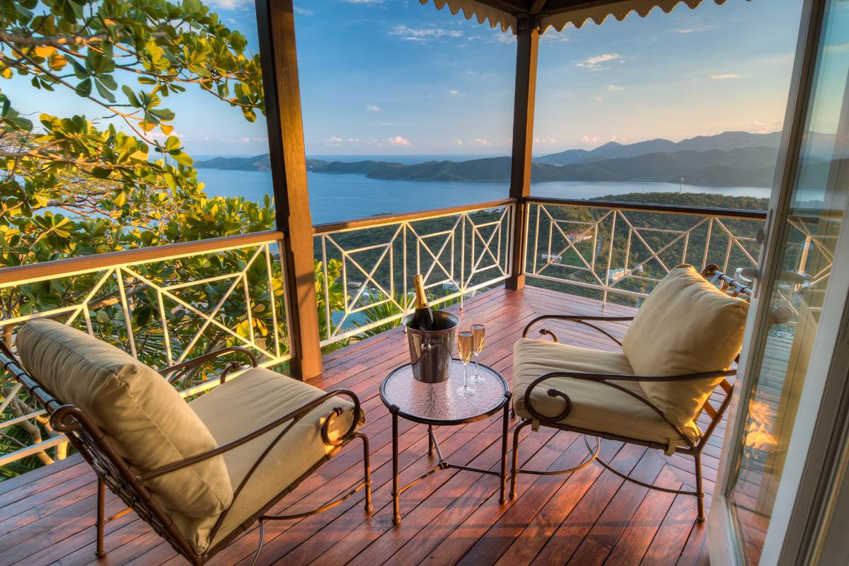 St. Bernard's Hill House: Compra un pedazo de paraíso en Tórtola en las Islas Vírgenes Británicas por $12.5 millones