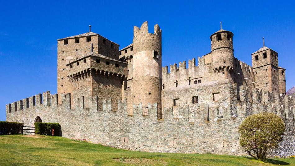 ¿Querías un imperio? El gobierno de Italia ofrece 103 castillos… ¡GRATIS!