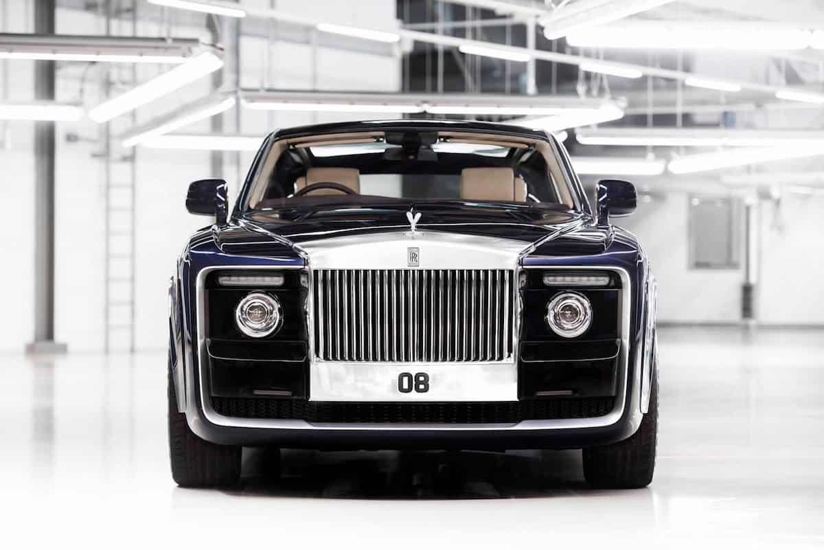 ¡SOLO UNO EN EL PLANETA! Con un precio de $13 millones, este Rolls-Royce Sweptail podría ser el auto más caro de la historia
