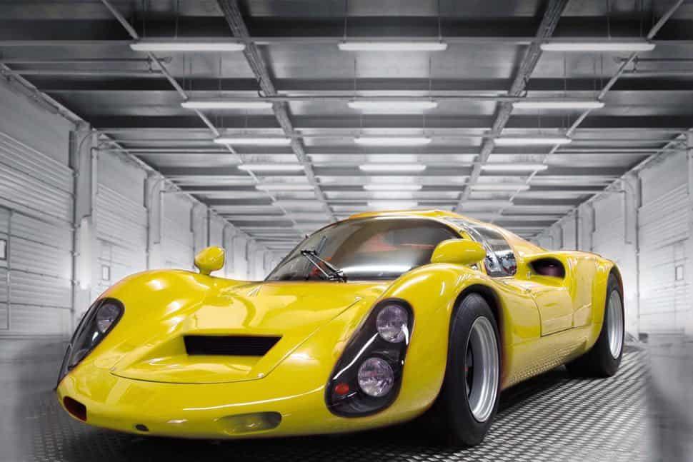 Kreisel Evex 910e: La versión eléctrica del mítico Porsche 910