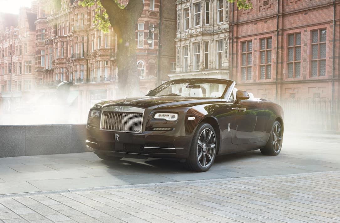 "Rolls-Royce Motors revela el mega exclusivo ""Dawn Mayfair"" Edition"