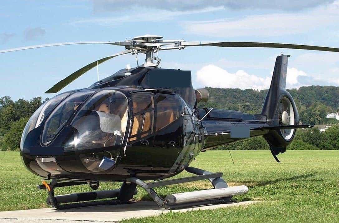 Eurocopter 130 B4 - Vuela con clase y estilo en este helicóptero de $2 millones