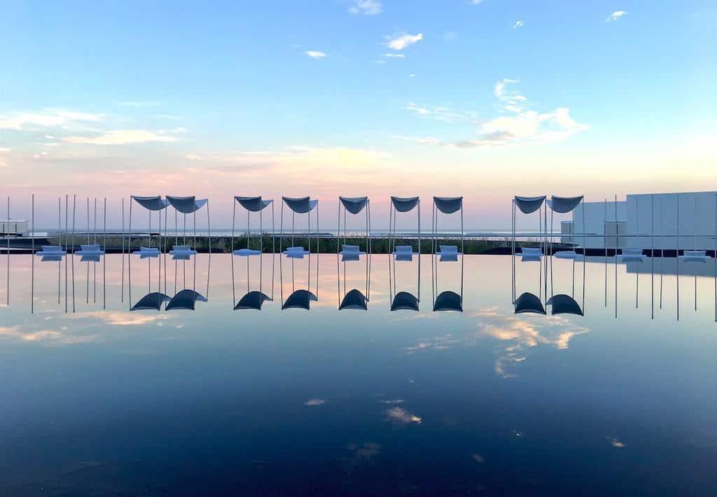 Mar Adentro, un increíble y lujoso paraíso flotante en México