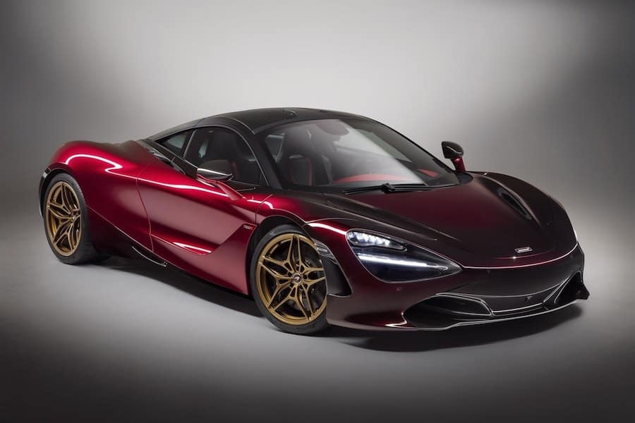 Rompe los límites con este mega poderoso McLaren 720S Velocity