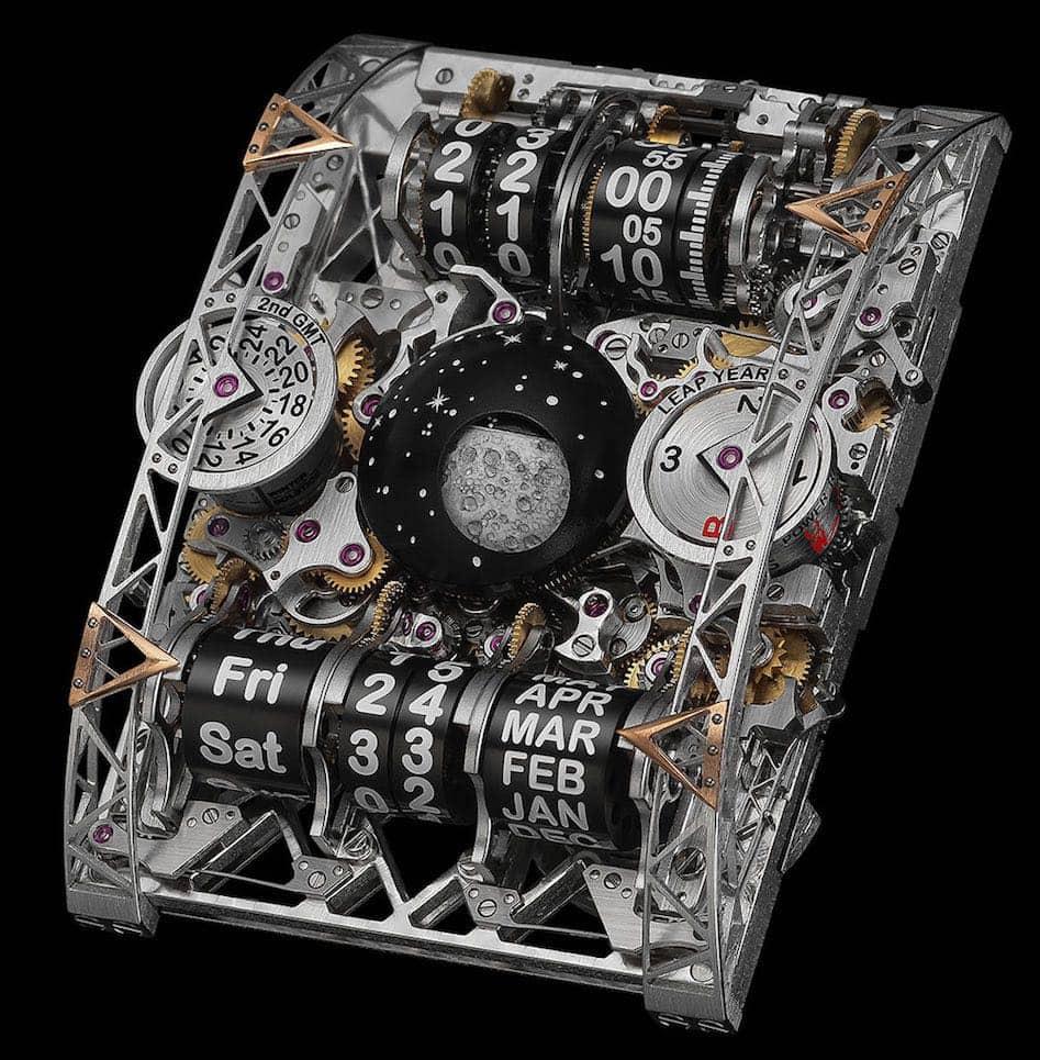 """Hysek presenta el """"Colossal Grande Complication"""", exclusivo reloj de ~$700.000"""