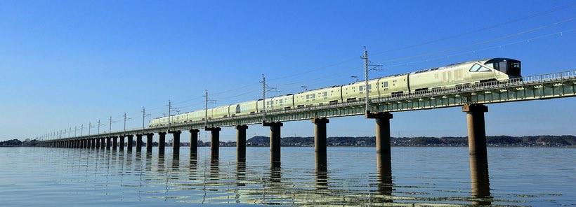 SHIKI-SHIMA, el mega lujoso tren de Japón donde un boleto cuesta hasta $10.000