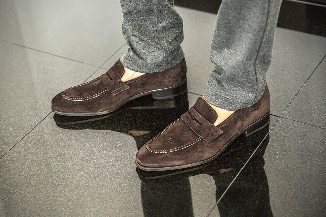 ¡Pura clase! Lujosos zapatos italianos ACE fabricados a mano