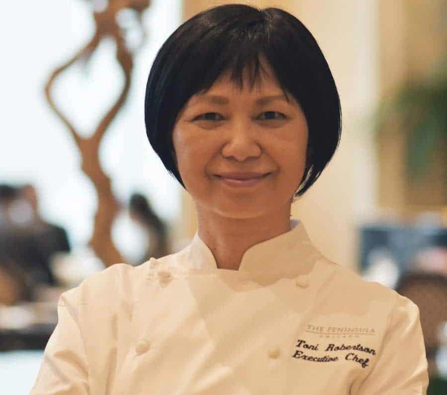 The Peninsula Chicago da la bienvenida a la chef ejecutiva Toni Robertson