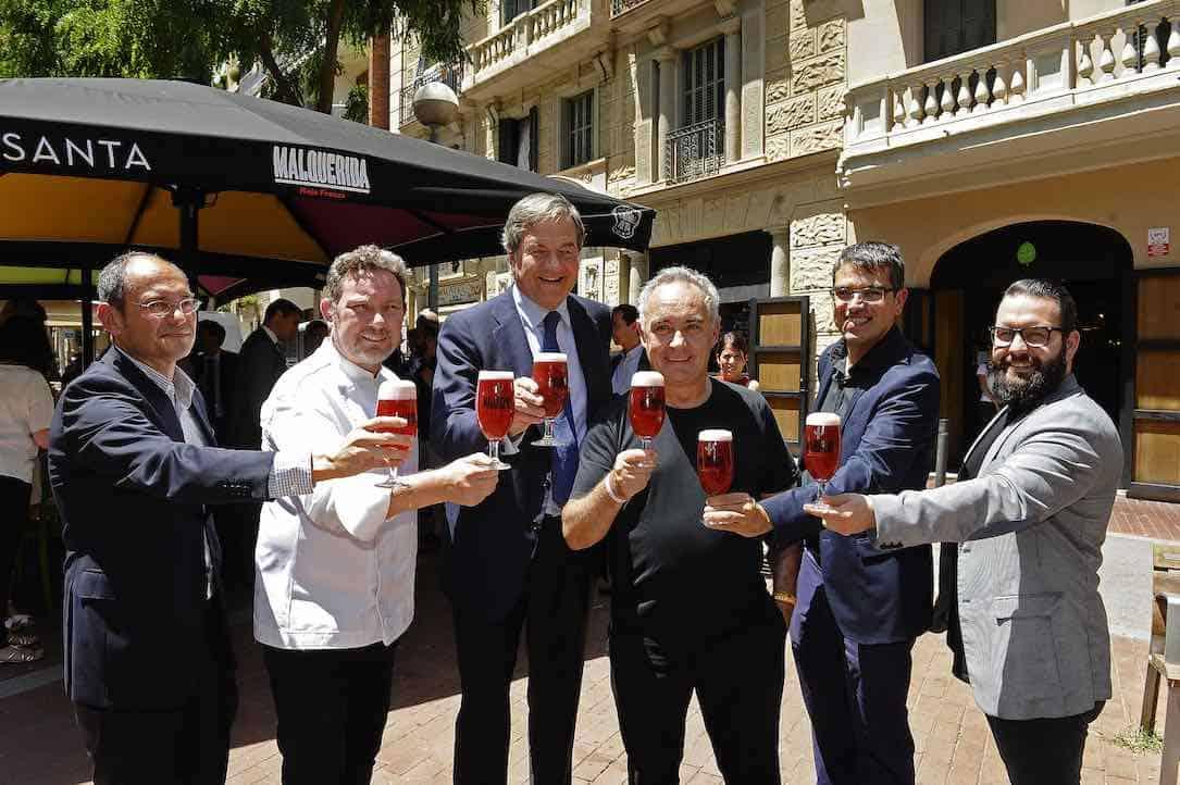 Malquerida, un nuevo estilo de cerveza por Damm, Ferran Adrià y su equipo