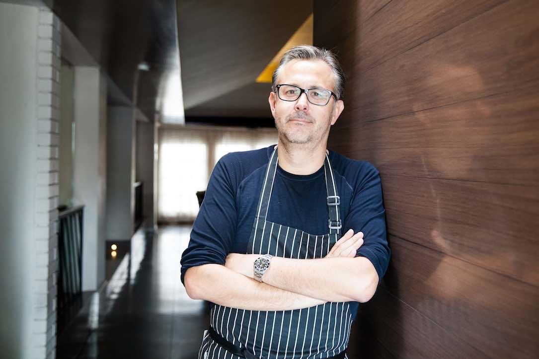 Guillermo González Beristain, Chef Pangea