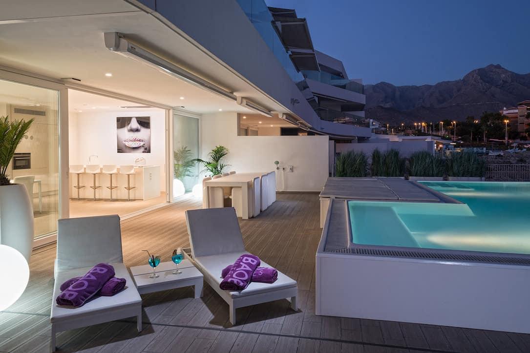 Baobab Suites: Diseño, espacio y todo el confort en Costa Adeje, Tenerife