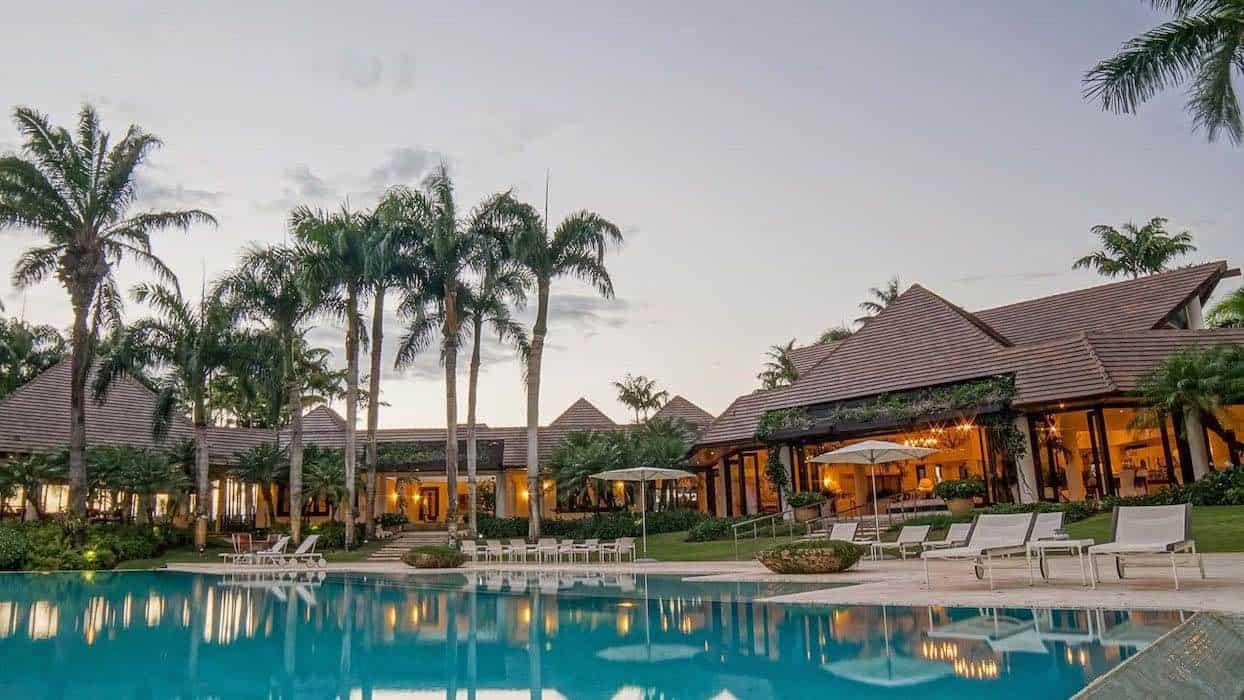 """""""Villa El Palmar"""" un paraíso en República Dominicana con extraordinarias vistas al mar a la venta por $12 millones"""