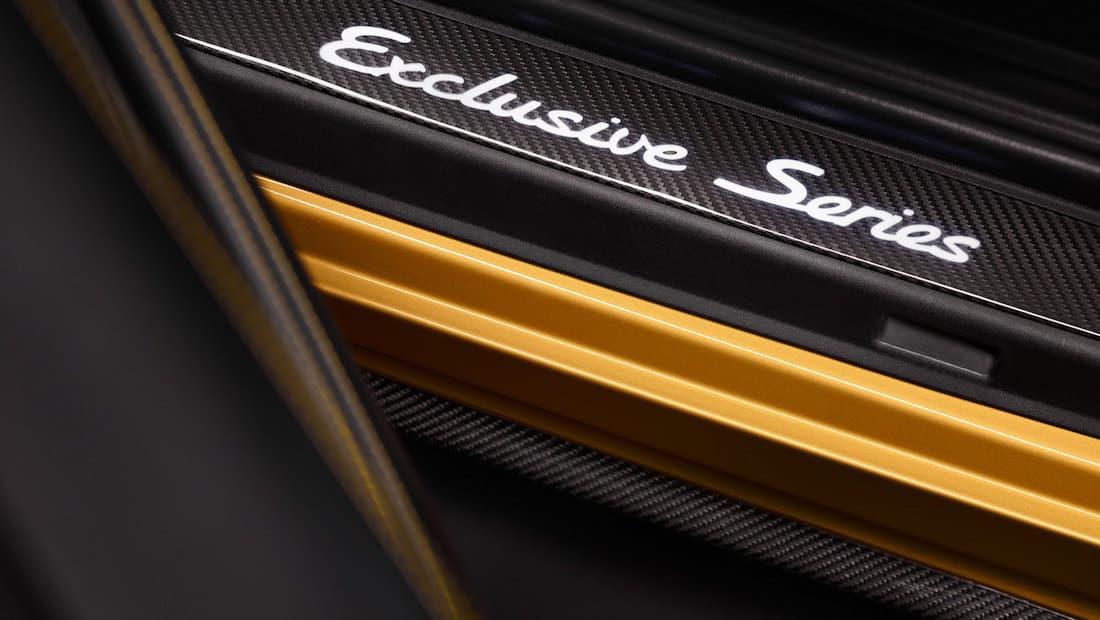"""Con sus 607 caballos de fuerza, Porsche presenta al """"Exclusive Series"""", el 911 Turbo más potente jamás construido"""