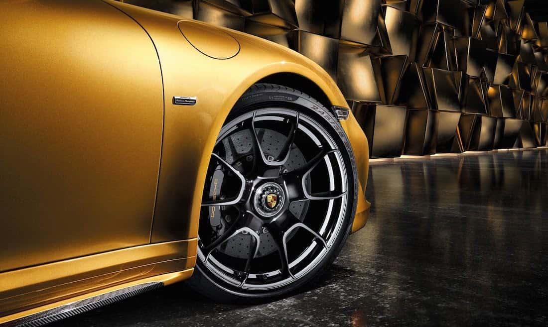 """Con sus 607 caballos de fuerza, Porsche presenta el """"Exclusive Series"""", el 911 Turbo más potente jamás construido"""