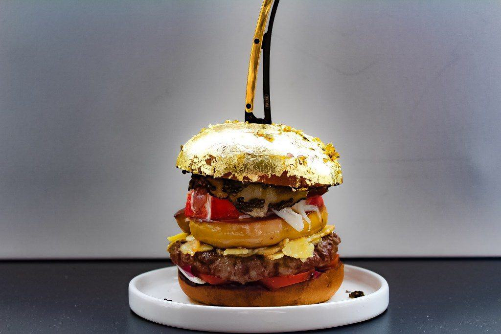 Esta es la hamburguesa más cara del planeta