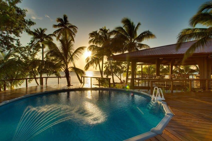 Hatchet Caye: Esta isla privada en Belice viene con su propio resort, y podría ser tuya por $9.9 millones