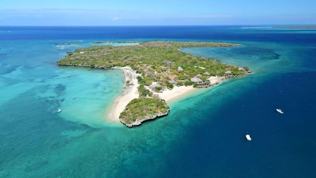 La exclusiva isla privada en el Índico donde todos quieren perderse