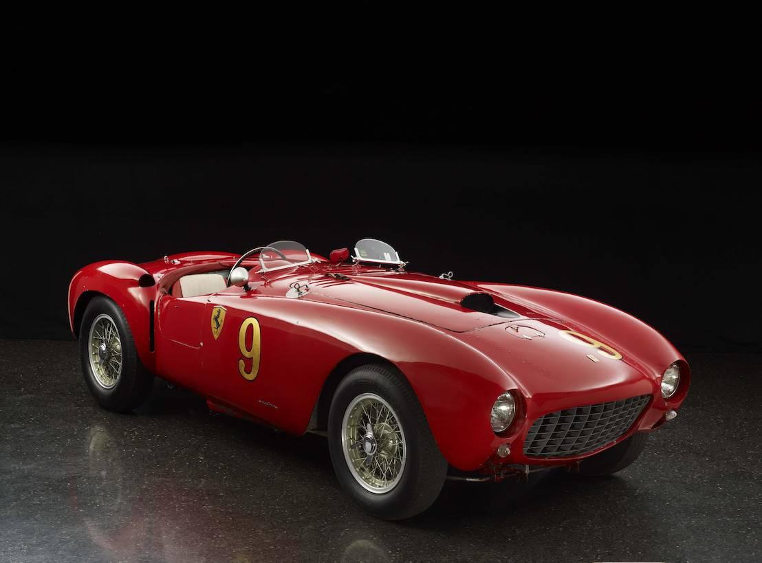 Ferrari 375 MM Spyder por Pinin Farina 1953