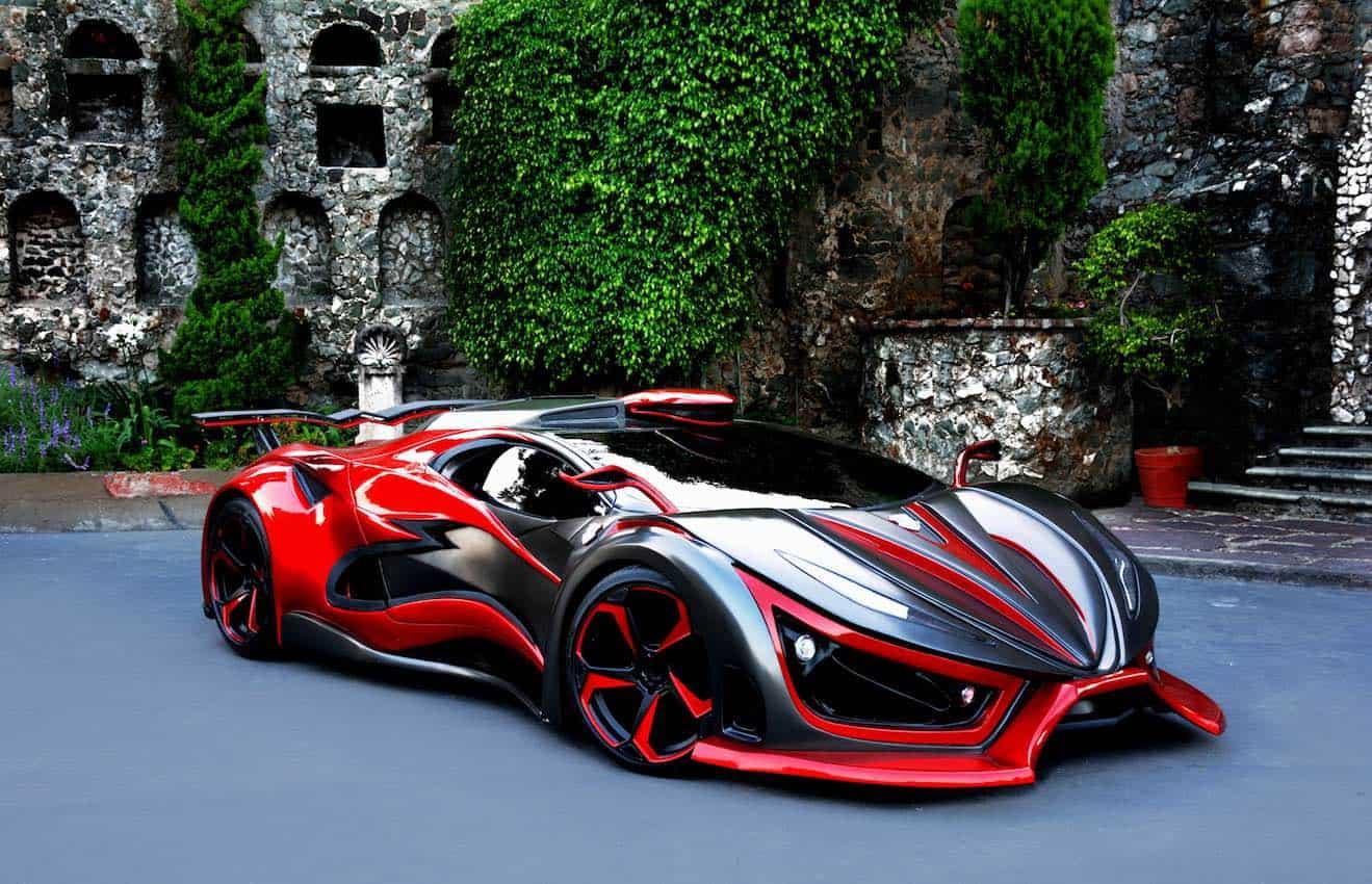 Este monstruo de 1.400 caballos de fuerza construido en México y llamado 'Inferno' podría ser el vehículo más extremo sobre la Tierra