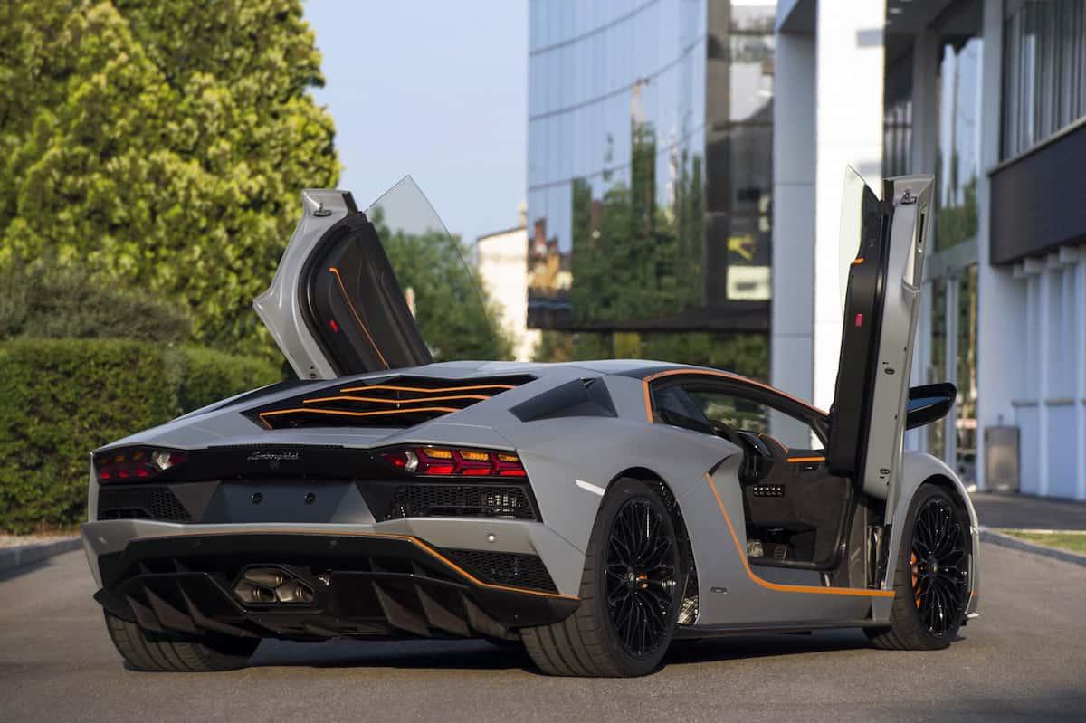 Lamborghini Centenario y un Aventador S por Ad Personam serán presentados en el Goodwood FOS