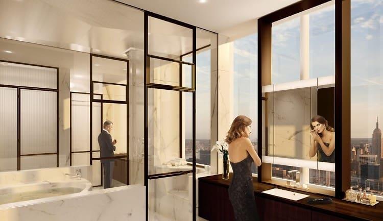Este ático de $50,9 millones en el área más exclusiva de Manhattan podría ser la mayor ejecución hipotecaria en la historia de la ciudad de Nueva York
