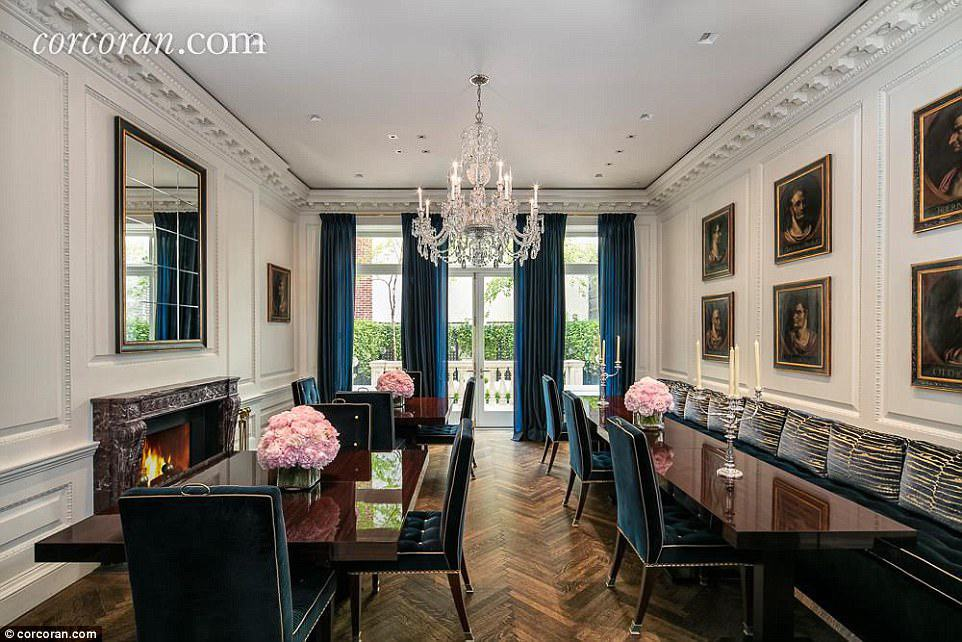La familia real de Qatar compró una mansión de Nueva York por $41 MILLONES que solo será utilizada por sus sirvientes