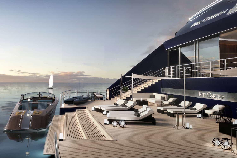 Ritz-Carlton Hotel lanza una nueva linea de crucero