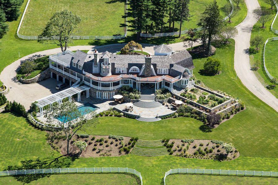 Esta hacienda ecuestre de clase mundial en Connecticut sale a la venta por última vez en $21 millones
