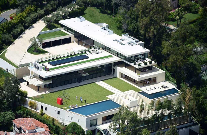 Jay-Z y Beyoncé ofrecen $120 millones por esta mega mansión en Bel-Air, California