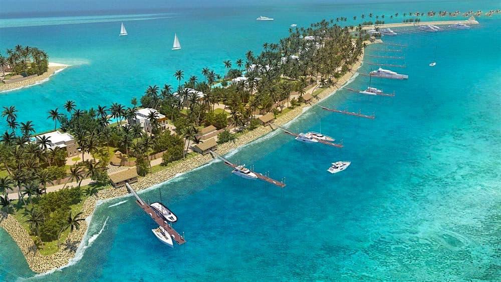 El resort más grande de África se prepara para abrir sus puertas en 2020