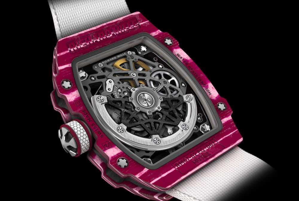 Nuevos Relojes Richard Mille RM 67-02 Sprint y High Jump