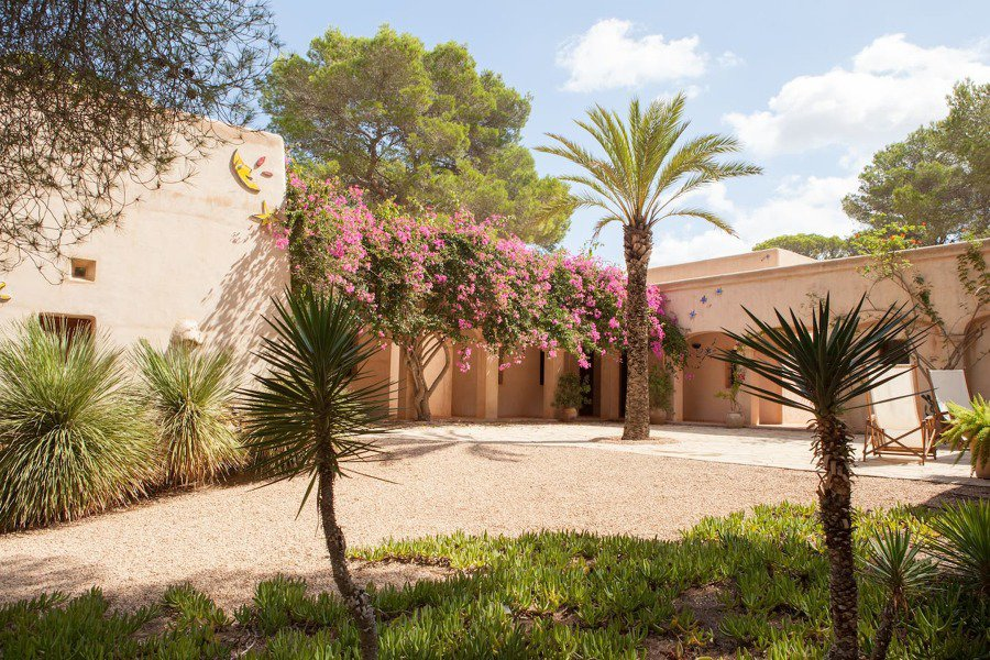 13+1 casas con encantos en Formentera que enamoran a todos los viajeros