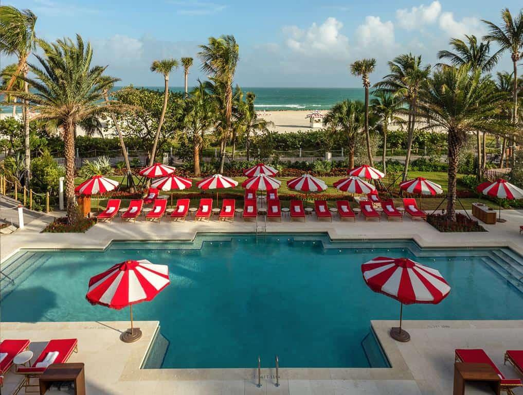 Siéntete cómo una celebridad con servicios de clase mundial cuando te hóspedes en el Faena Hotel Miami Beach