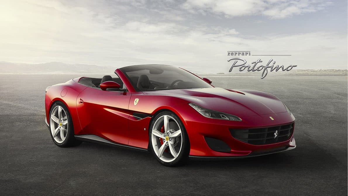 Ferrari Portofino: El espléndido sucesor del California T