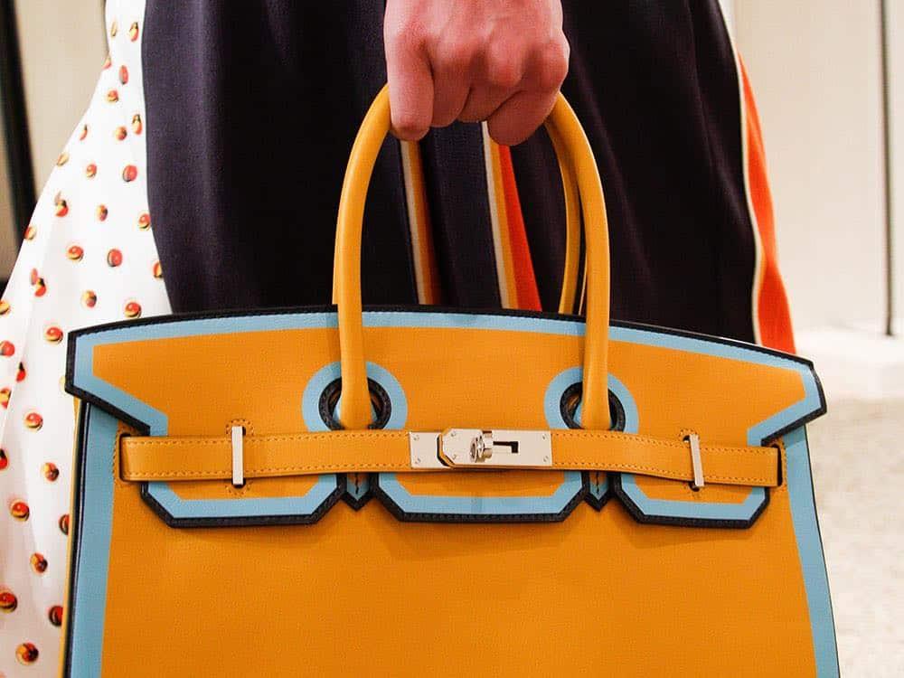 Irresistibles coloridos bolsos Hermes