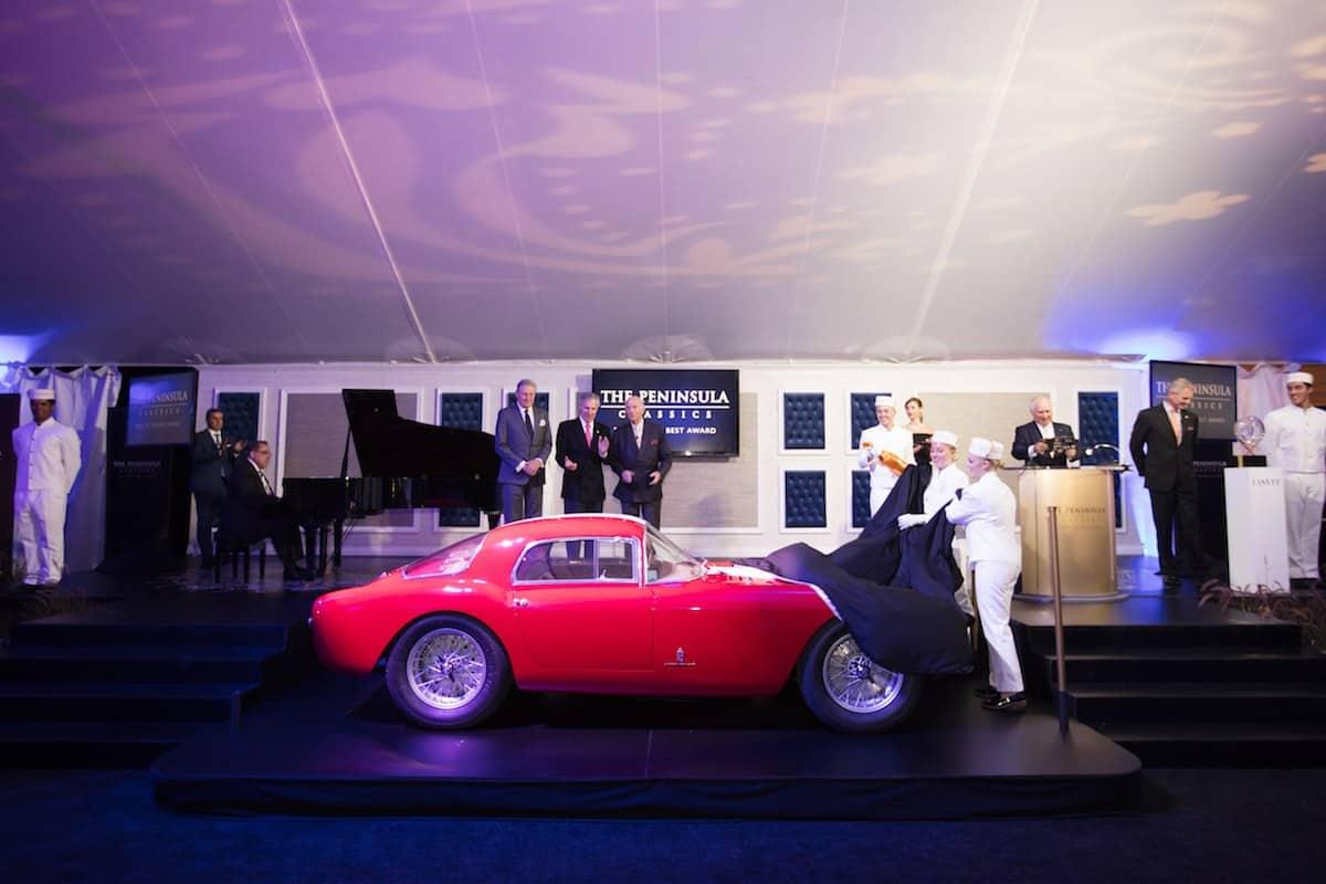 1954 Maserati A6GCS/53 Berlinetta por Pininfarina