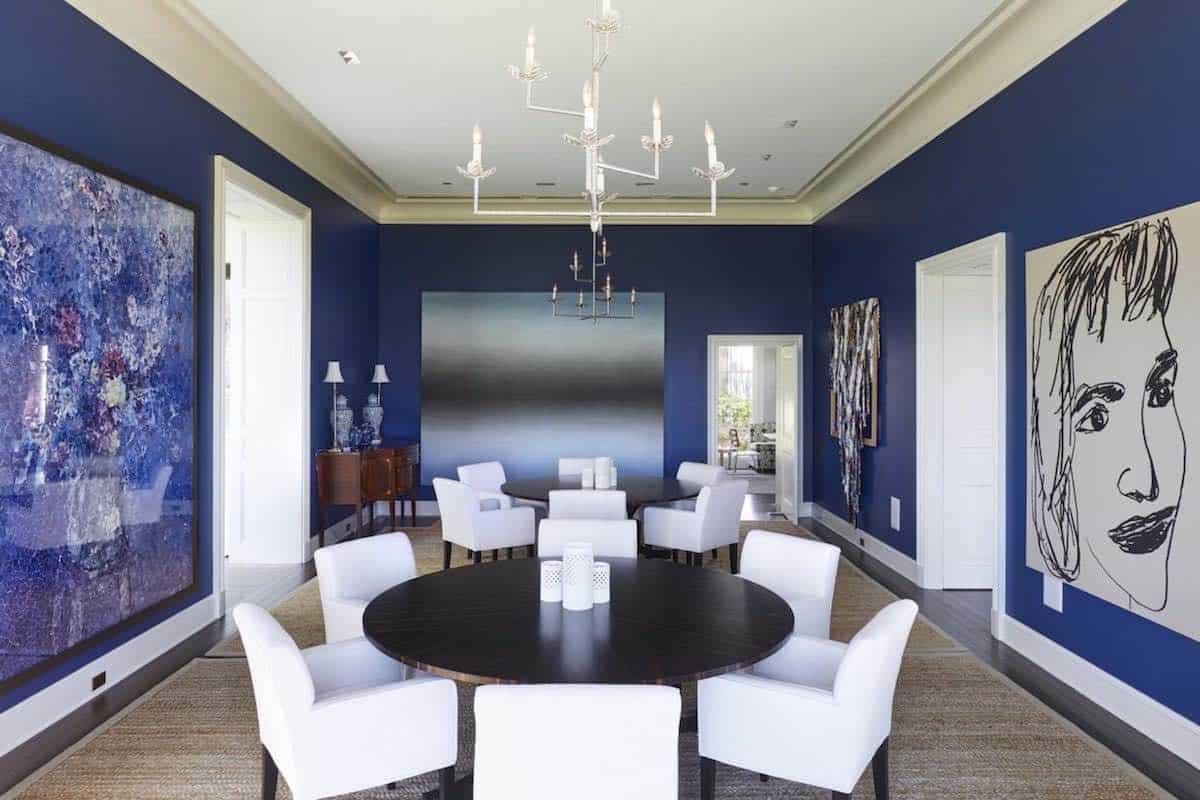 The Jule Pond, una espectacular mansión de estilo europeo en Southhampton a la venta por $175 millones