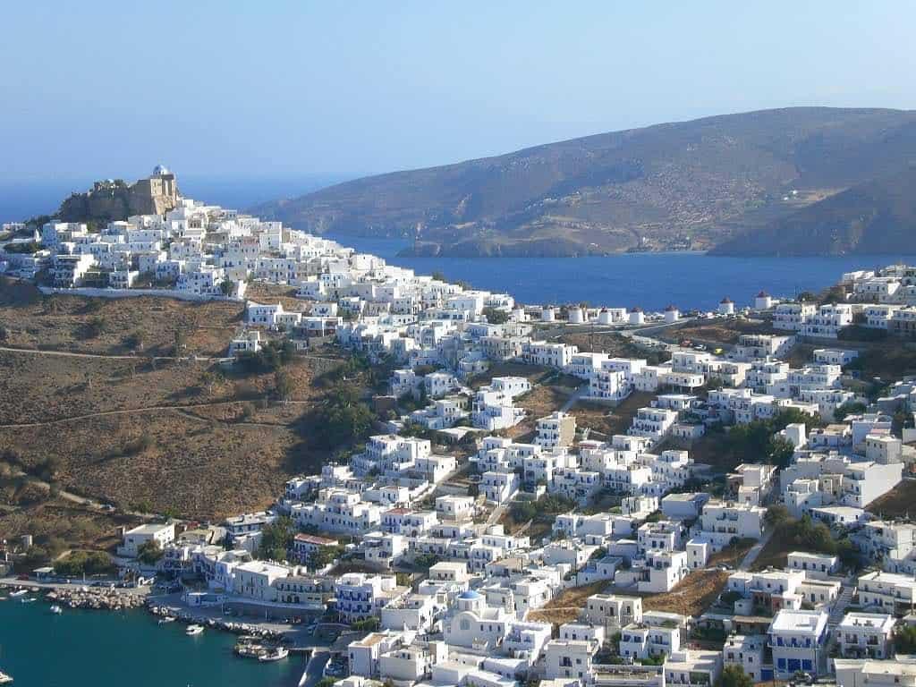 Isla Astipalea, Grecia