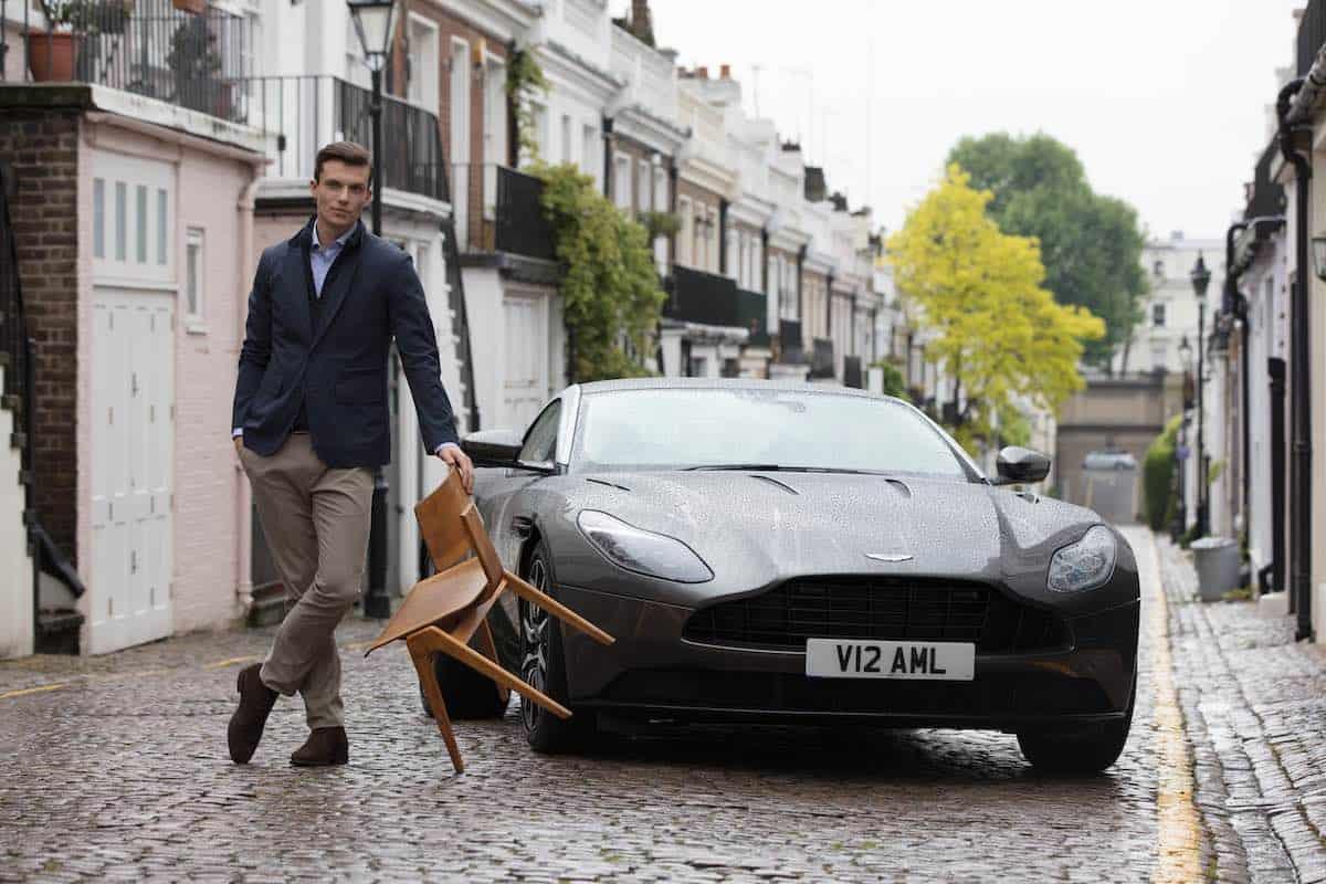 Tercera colección Aston Martin Capsule by Hackett