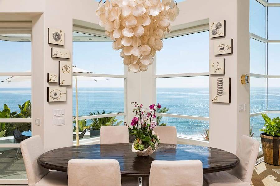 Mega espectacular casa frente a la playa en Malibú se vende por $21 millones