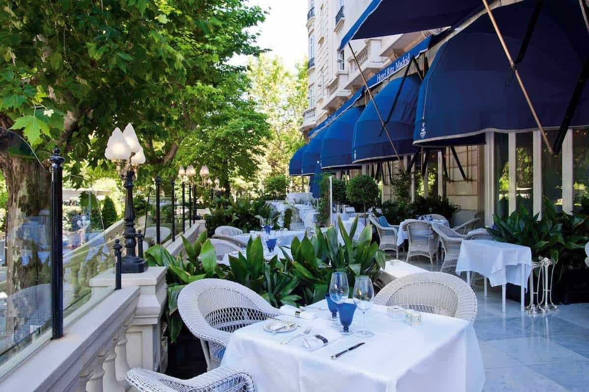 El Hotel Ritz, Madrid celebra su festival de las ostras