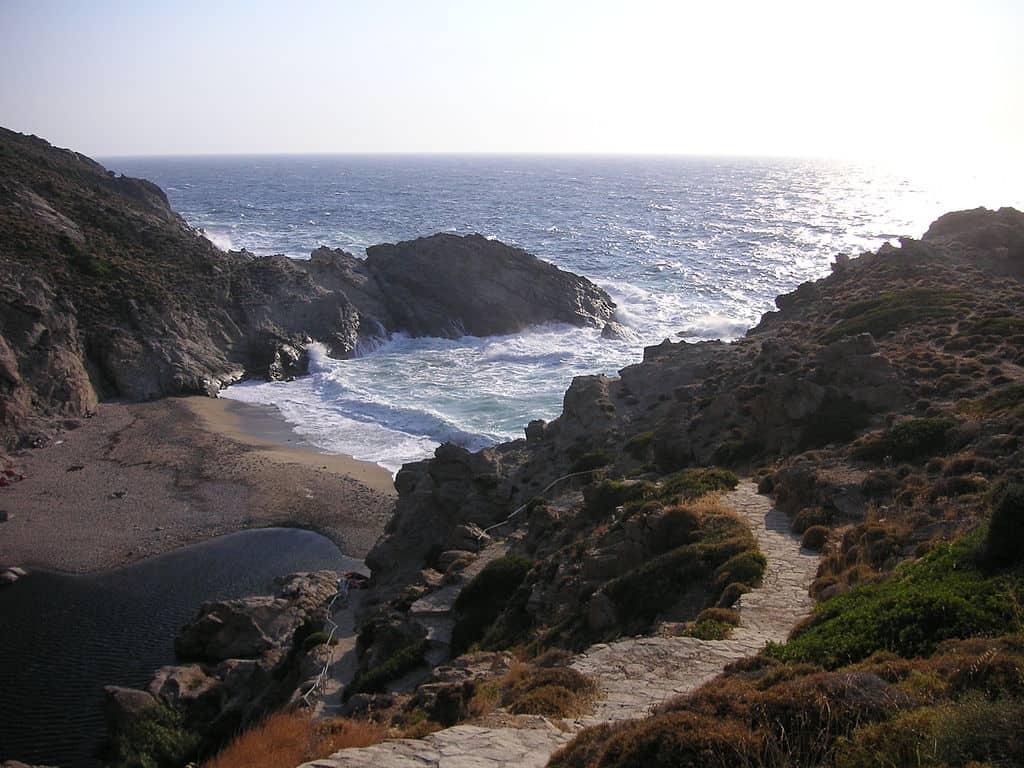 Isla de Icaria, Grecia