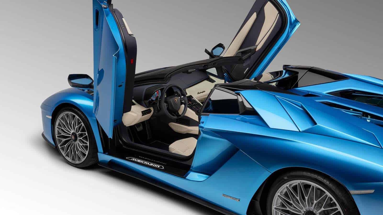 La colección de coches de las Kardashian: Lamborghini Aventador S Roadster